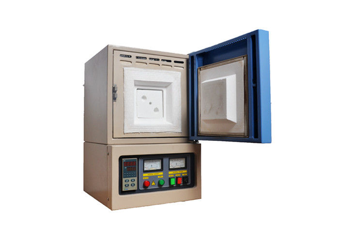 High Temperature 1200℃ Lab Sintering Muffle Furnace, Sintering Box Furnace