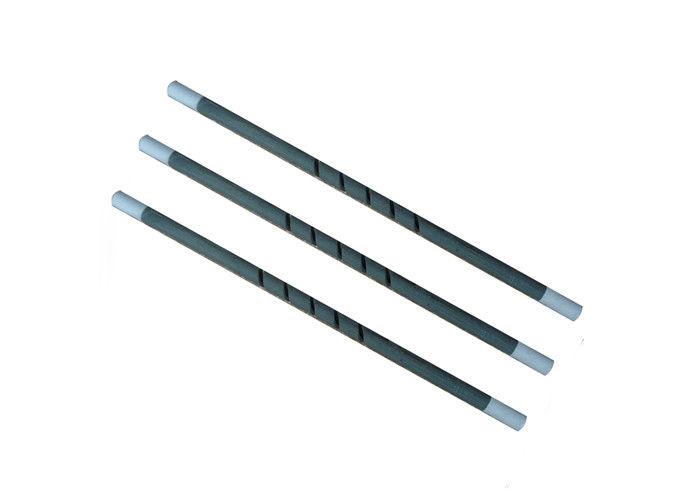 Double Spiral Sic Heating Elements Up To 1400 ℃ Over Temperature Proof